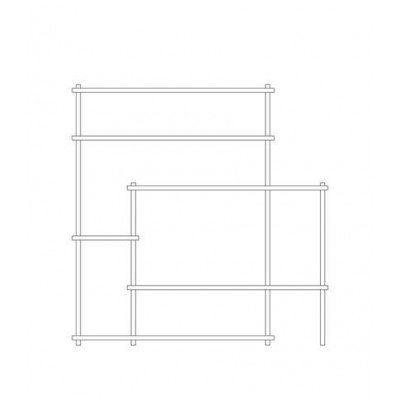 Elevate Shelving | System 11
