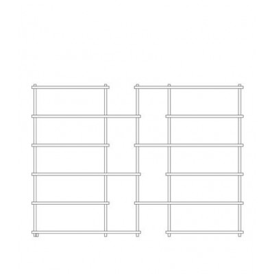 Elevate Shelving | System 12