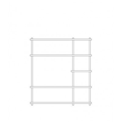 Elevate Shelving | System 7