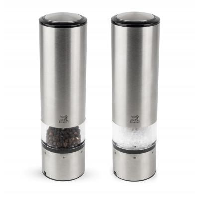 1 Pfeffer- & 1 Salzmühle Elis Sense Electric | Inox