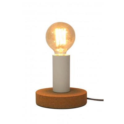 Table Lamp Elmer | Matte White