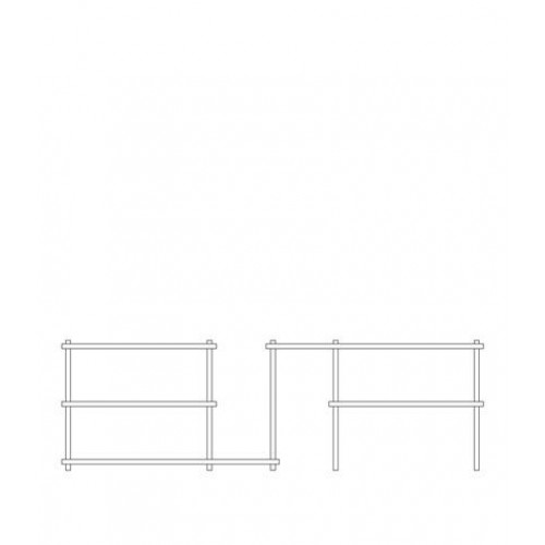 Elevate Shelving | System 10