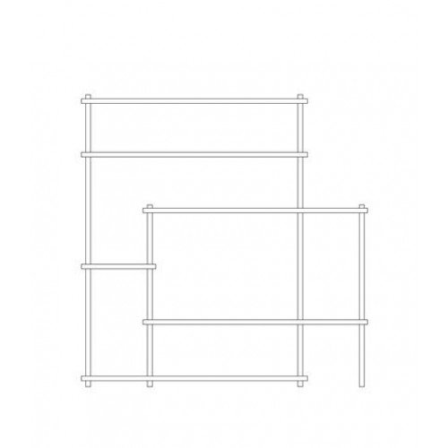 Elevate Shelving   System 11