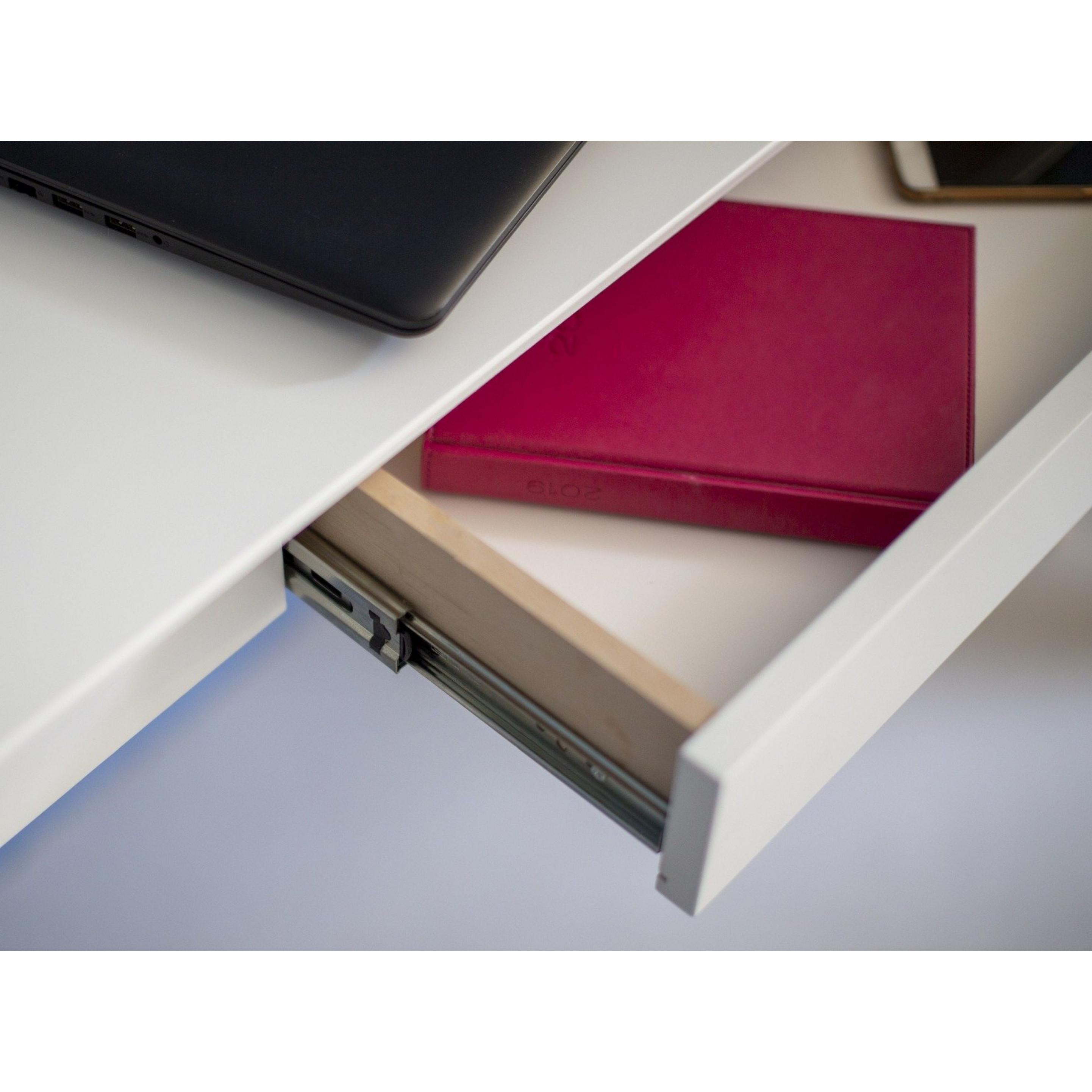 Schreibtisch MAMO | Hellgrau