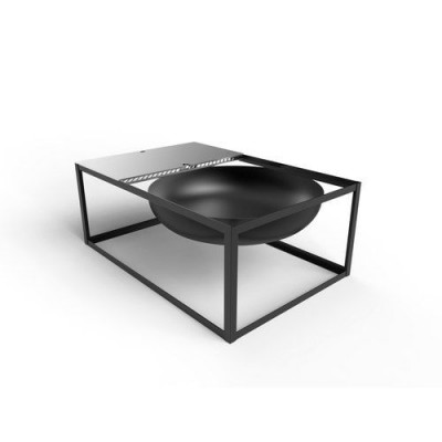 Slide | Fire Bowl with BBQ Function