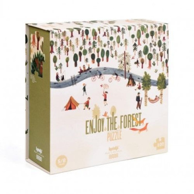 Enjoy The Forest Puzzle