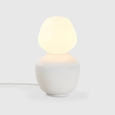 Tischlampe  Reflection Enno 6W   Mattweiß