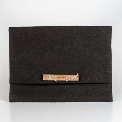 Schutztasche Envelops | Dunkelgrau