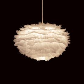 Eos-Lampenschirm Mini   Hellbraun