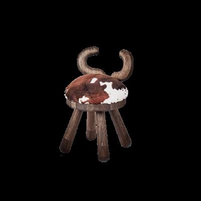 Kinderstuhl Kuh