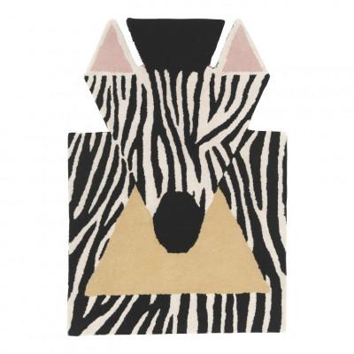 Teppich Zebra