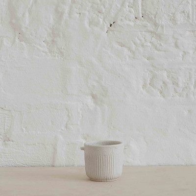 Cup | Speckled Off-White