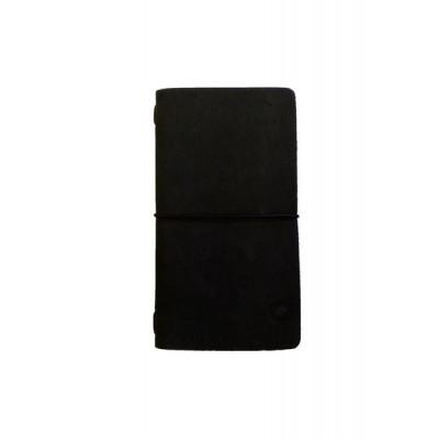 Ernest Leather Notebook   Black