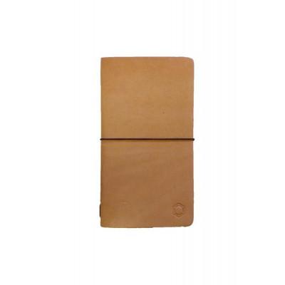 Ernest Leather Notebook   Natural