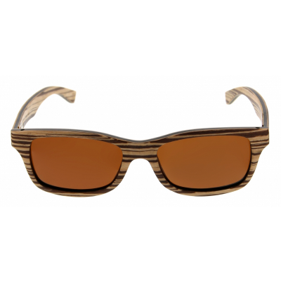 Unisex-Sonnenbrille Eros | Zebra