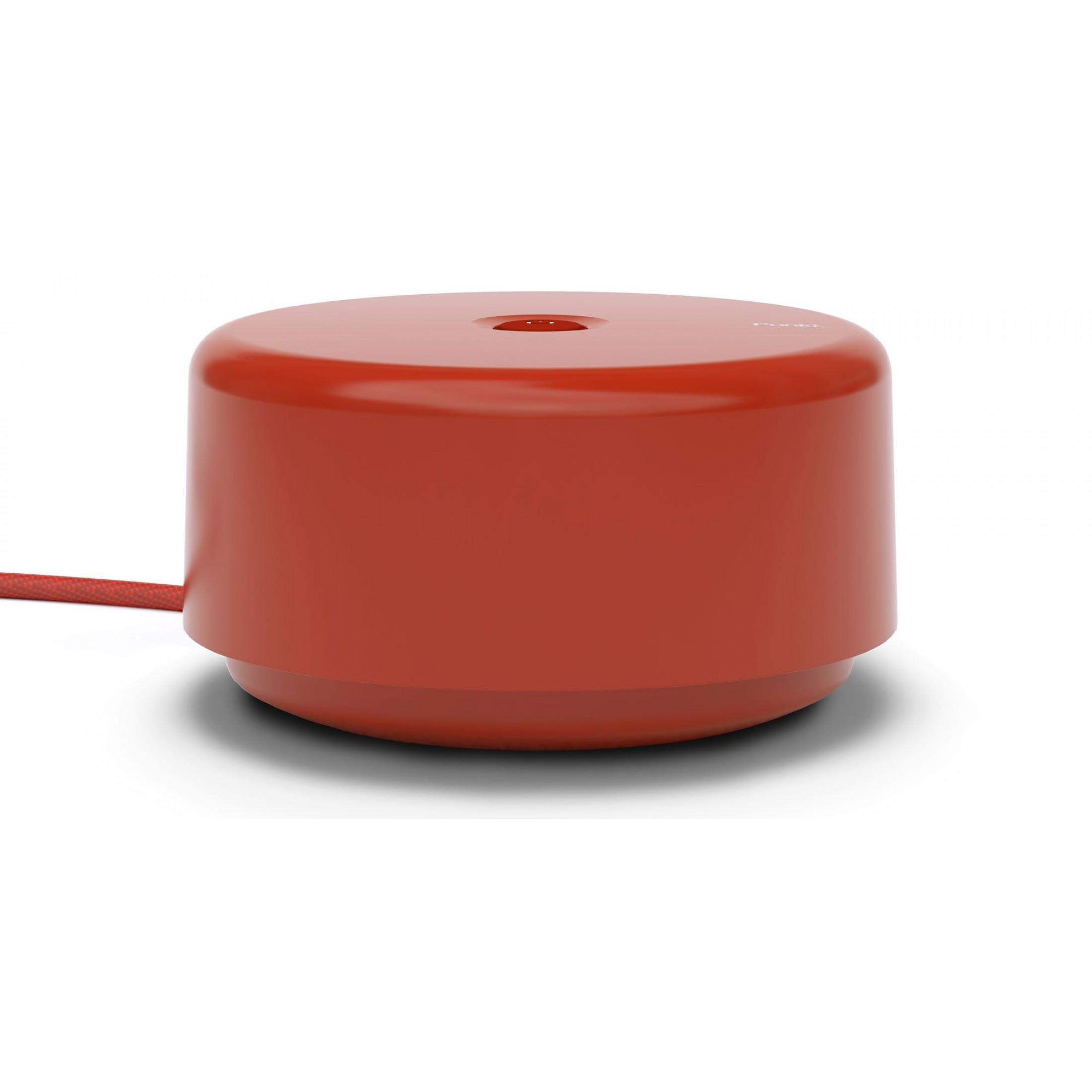 Verlängerungssteckdose | Rot