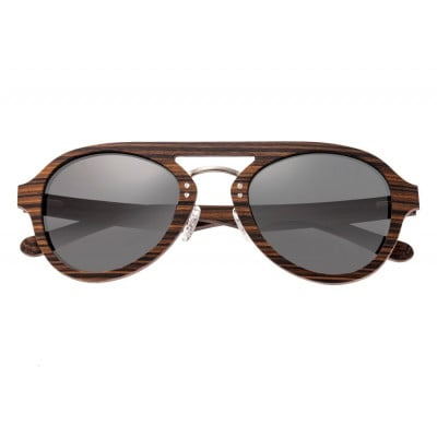 Sunglasses Earth Wood Cruz | Black