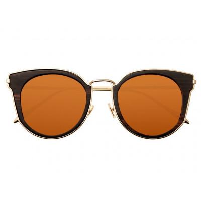 Sunglasses Earth Wood Karekare | Brown