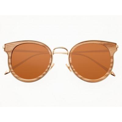 Sunglasses Earth Wood Derawan | Brown