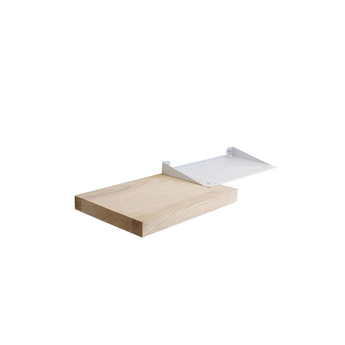 WOUPS Legplank | Wit