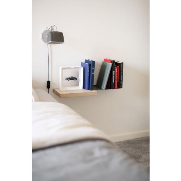 WOUPS Bookshelf | Grey