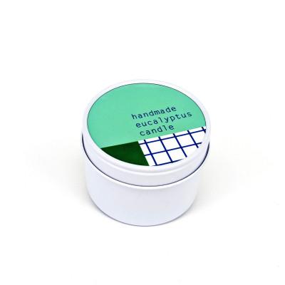 Fragrance Candle | Eucalyptus