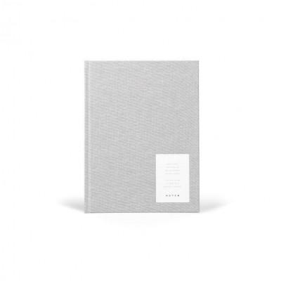 Even Work Journal    Light Grey