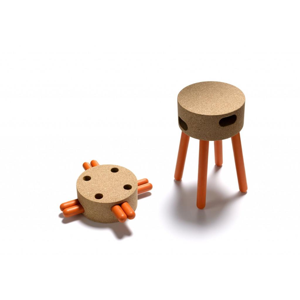 A set of 2 stools