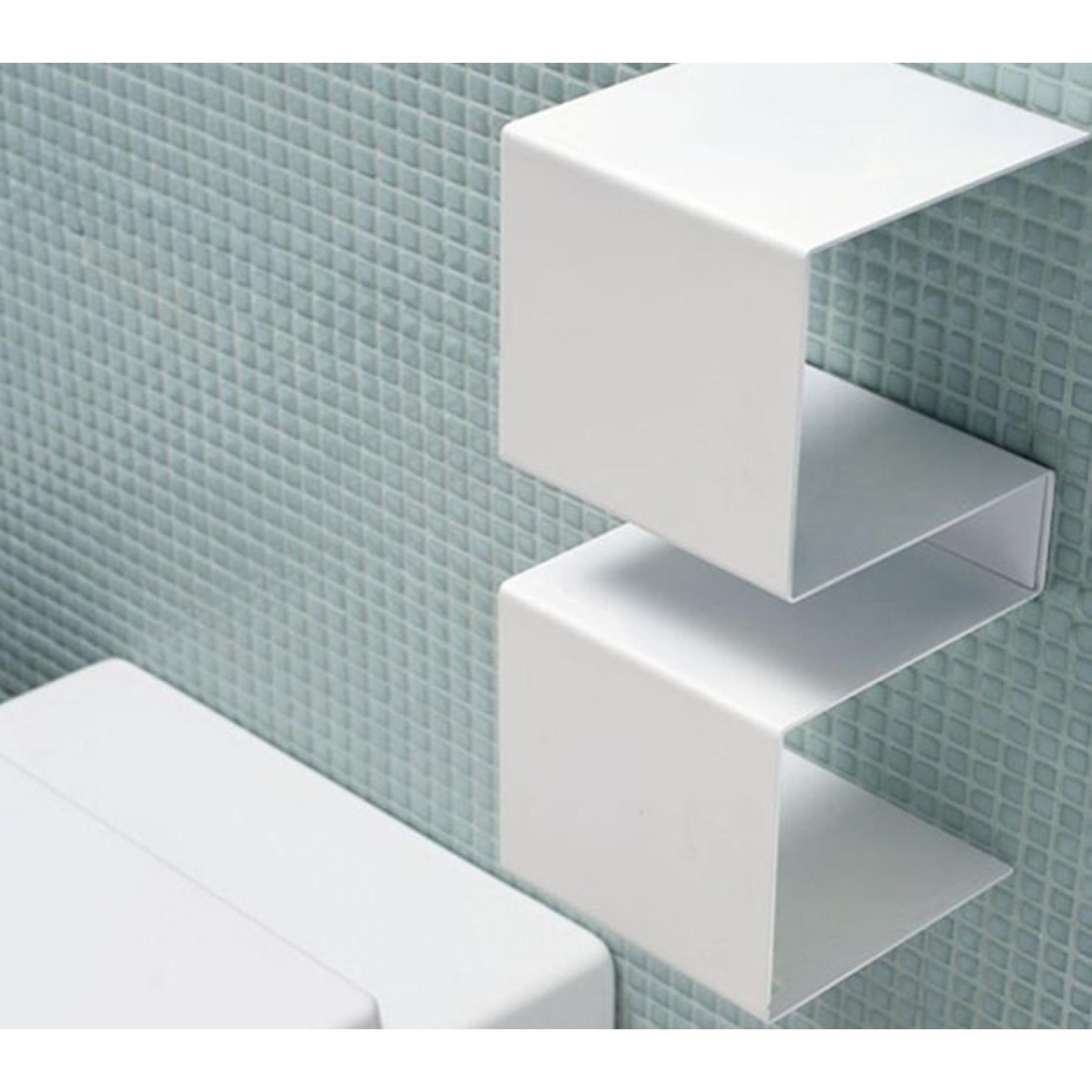 Toilettenpapierhalter InTeam | Weiß