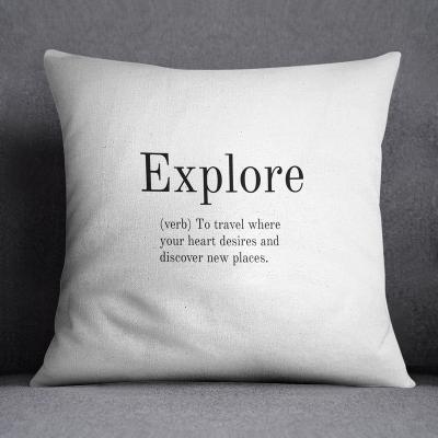 Kissen | Erforschen