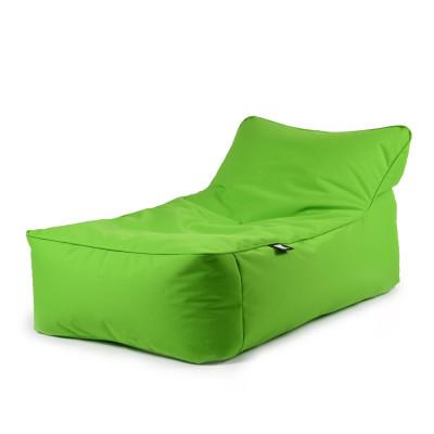 Bettliege im Freien | Lindgrün