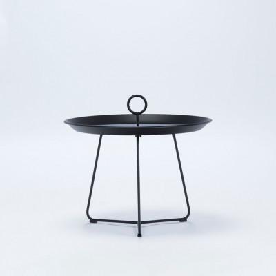 Tisch Eyelet Medium | Scwharz