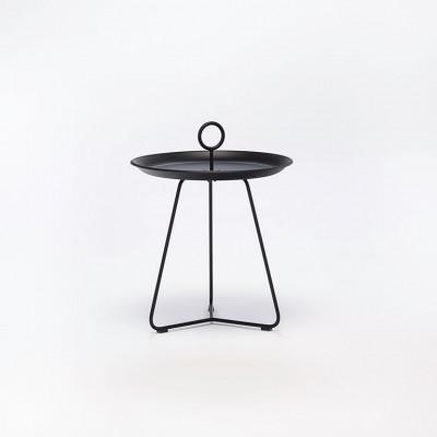 Tisch Eyelet Small Small | Schwarz