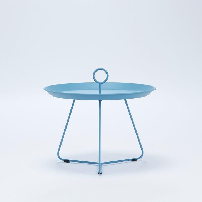 Tisch Eyelet Medium | Hellblau