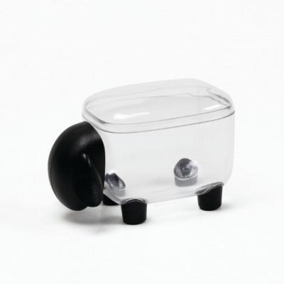 Mini-Schafbox | Schwarz