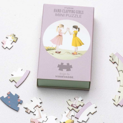 Mini Puzzle | Handclapping Girls