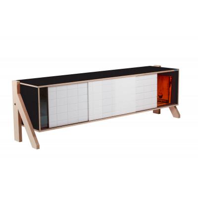 Sideboard Frame 01 | Schwarz