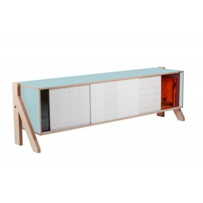 Sideboard Frame 01 | Hellblau