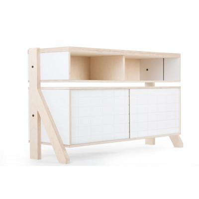 Sideboard-Rahmen 02 | Weiß