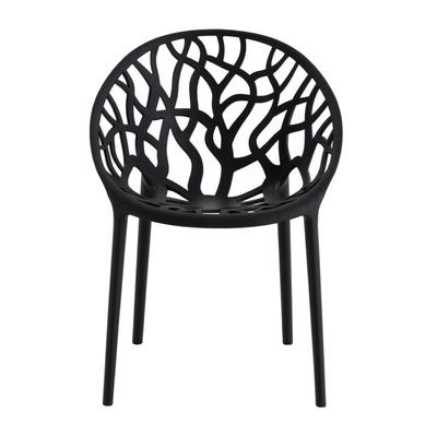 Stuhl Kiara | Schwarz