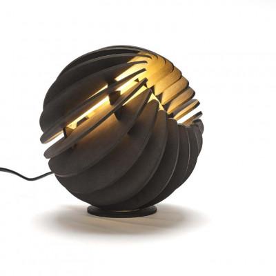 Tischlampe Atmosphäre | Schwarz
