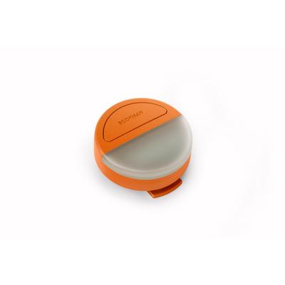 Rechargeable Wearable Light Clip Eclipse | Orange