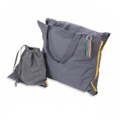 Pillowbag   Smoke Grey