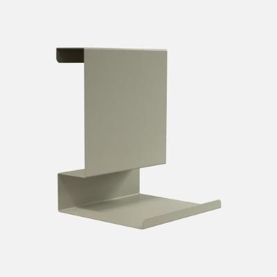 Shelf Ledge:able | Light Clay