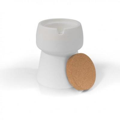 Beistelltisch & Cooler The Champ Coolstool   Off White