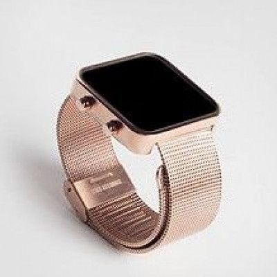 Circa Watch | Stainless Steel, Full Rose Gold
