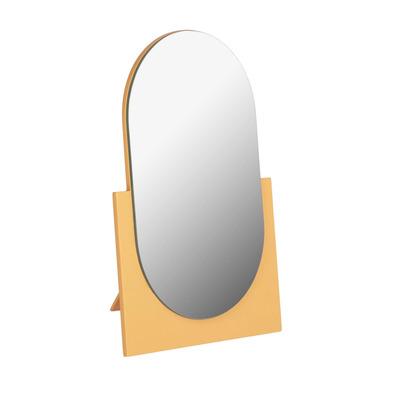 Spiegel Mica | Senf 17 x 25 cm