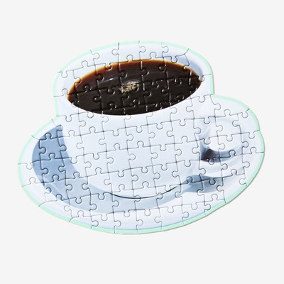 Puzzle Little Puzzle Thing | Kaffee