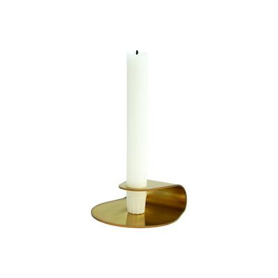 Candlestick Nightlight | Gold