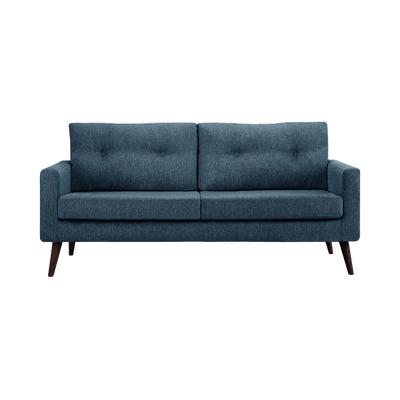3-Sitzer-Sofa Biber   Petrolblau
